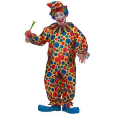 clown costumes classic clown costume