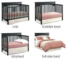 crib to toddler bed u2013 funciones info