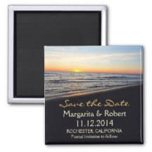 wedding save the date magnets save the date magnets zazzle