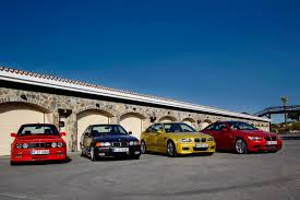 Bmw M3 Coupe - last bmw m3 coupe rolls off the production line marking the end of