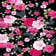 Large Floral Print Curtains Satin Large Flower Print Fabric Buy Flower Print Fabric Large