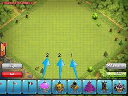 Coc Map Guide New To Village Edit Mode The Village Edit Mode Beginner Maual