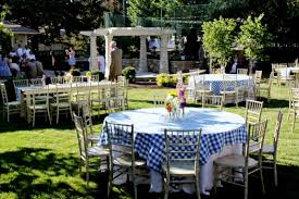 Casual Wedding Ideas Backyard Casual Backyard Wedding Ct Outdoor