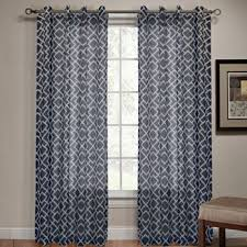 Sheer Navy Curtains Adorable Sheer Navy Curtains And 56 Best Curtains Images On Home