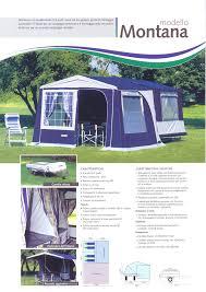 tenda carrello carrello tenda marca conver modello montana