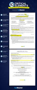 top resume how to make a great resume for a mid level professional topresume