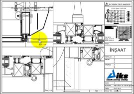 layout plani nedir mimari proje çizimi sanal öğretim