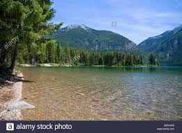 Montana forest images Holland lake in the flathead national forest near condon montana jpg