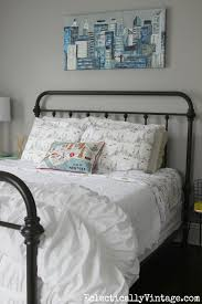 Girls Iron Beds by Sophisticated Teen Bedroom