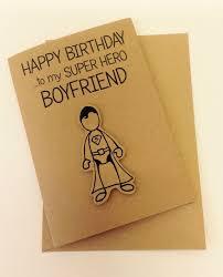 cute birthday cards for boyfriend best 20 boyfriend birthday cards