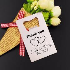 custom wedding favors personalized wedding favor custom engraved credit card bottle