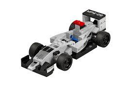 speed chions mclaren speed chions 75911 mclaren mercedes pit stop building kit