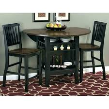 3 piece counter height table set black counter height table set bar pub sets round birch 3 piece with