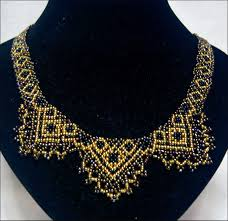 free necklace pattern images 10 elegant beaded necklace patterns ideas jpg