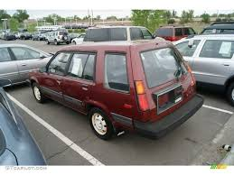 toyota awd wagon toyota tercel sr5 4wd wagon for sale wine red metallic 1987