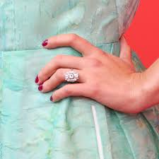 top 10 best celebrity engagement rings according to yvonne