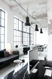 interior designing home minimal office interior design factory work loft minimal style