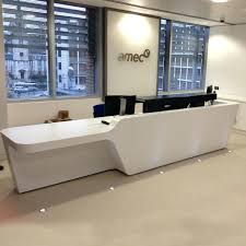 Modular Reception Desk Articles With Ada Reception Desk Counter Height Tag Cozy