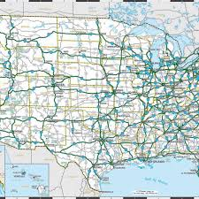 road maps of the united states road map of east coast united states map of usa