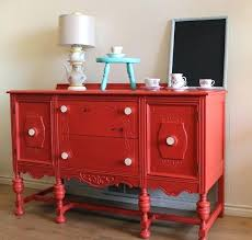 red buffet sideboard photo of red decor yahoo search results