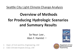 seattle city light change of address seattle city light climate change analysis 1dept of civil and env