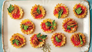 freeze ahead canapes recipes best appetizers and recipes southern living