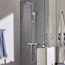 bathroom best grohe shower system for your bathroom design ideas