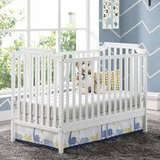Side Rails For Convertible Crib by Baby Relax Forrest 4 In 1 Crib Espresso And Walnut Walmart Com