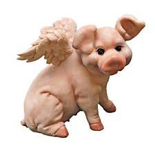pig with wings ebay