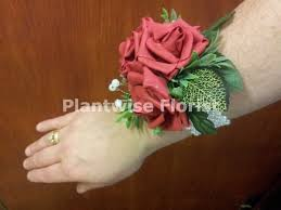 how to make wrist corsages 3h artificial silk roses wrist corsage flowers on
