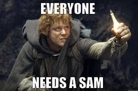 Meme Sam - oh sam quickmeme