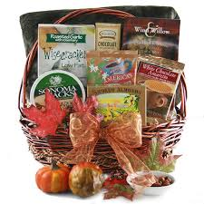 thanksgiving gift baskets autumn splendor fall gift basket diygb
