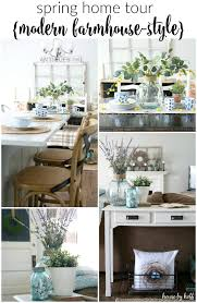 farmhouse home 2016 2016 spring home tour nature inspired vintage