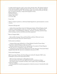 Cover Letter For Dental Nurse Affiliation Letter Format Gallery Letter Samples Format