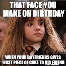 Funny Bday Meme - 15 harry potter funny birthday meme happy wishes