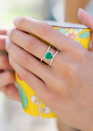 pretty stone rings images Best 25 natural emerald ideas natural emerald jpg
