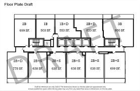 yc condo floor plans 100 condo floor plans toronto 98 lillian street yonge u0026