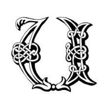 celtic knot letter j colouring google search pattern al
