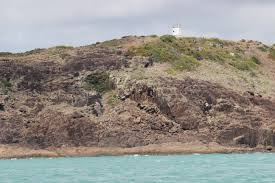 opheliacompass29 sailing is the life light house on eborac island just north of cape york