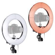 neewer led ring light neewer camera photo video 14 36cm outer 36w 180pcs led amazon co