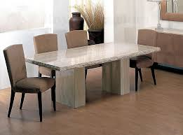 Stone Dining Table Kobe Table - Stone kitchen table