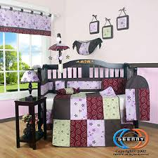 Geenny Crib Bedding 15pcs Circle Geenny Crib Bedding Set Including Mobile And
