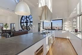 Black Countertop Kitchen 33 Modern Kitchen Islands Design Ideas Designing Idea