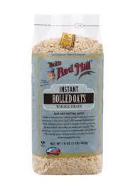 instant rolled oats bob u0027s red mill natural foods