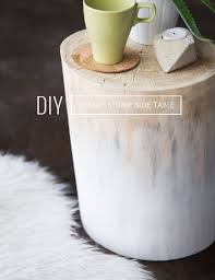 How To Make End Tables Out Of Tree Stumps by Top 25 Best Tree Stump Table Ideas On Pinterest Tree Stump
