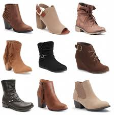 womens boots kohls kohl s black friday s shoes boots as low as 11 99 pair