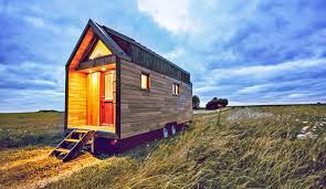 fully furnished tiny house from france easily fits a family of