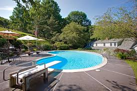 Pool Backyard Design Ideas Swimming Pool Charming House Backyard Design With Rectangular