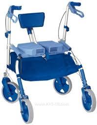 senior walkers with wheels walker roller seat