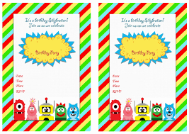 Yo Gabba Gabba Images by Yo Gabba Gabba Birthday Invitations U2013 Birthday Printable